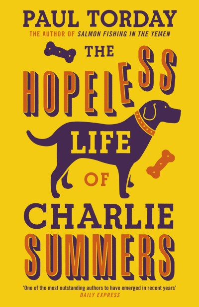 The Hopeless Life of Charlie Summers by Paul Torday book Cover
