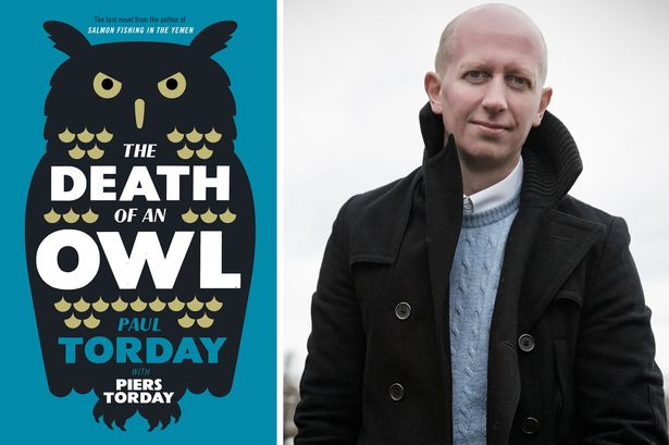 Hexham Book Festival - Piers Torday discusses Death of an Owl