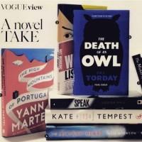 Vogue January 2016 -Novels