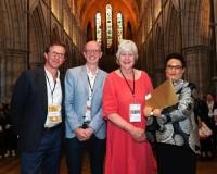 Winner of Paul Torday Memorial prize 2019