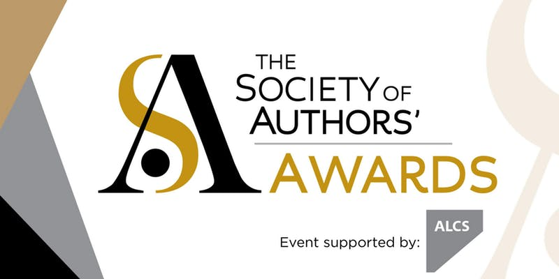 Society of Authors Awards 2019